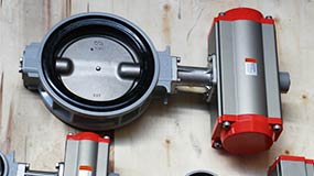 control valve services